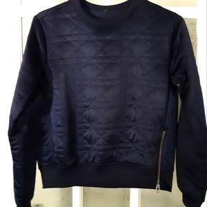 G Star Raw navy blue sweater